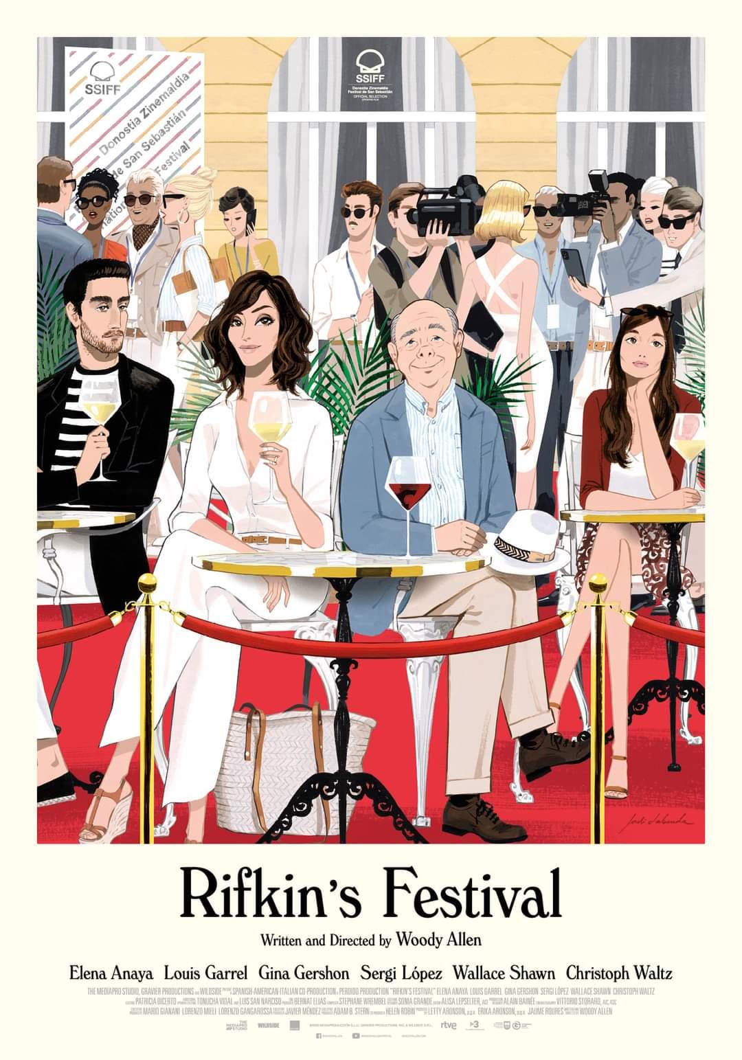 Rifkin\'s Festival