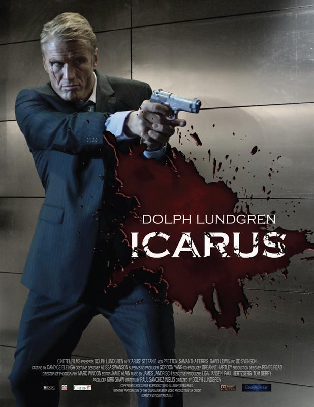 Icarus (The killing machine)