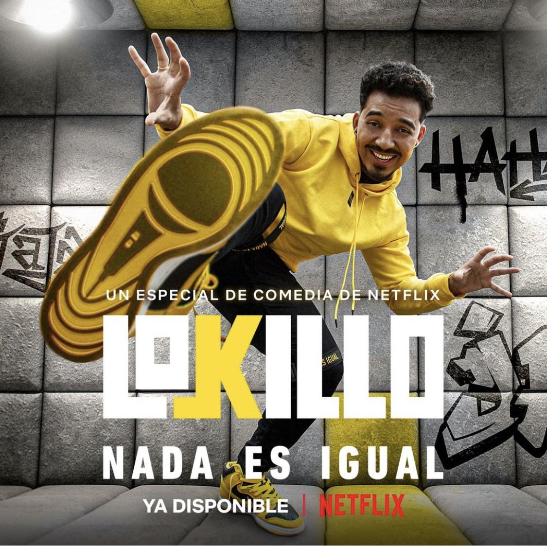 Lokillo Florez: Nothing is the same