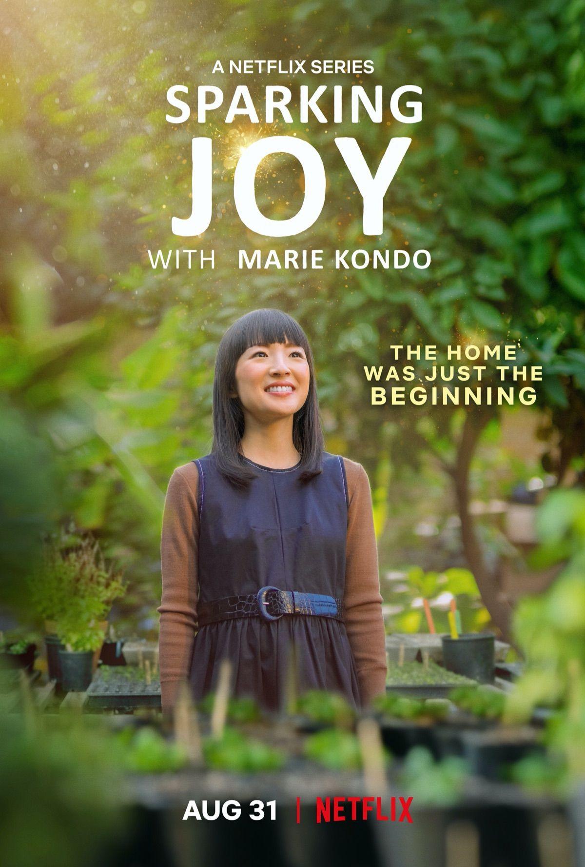 Sparking Joy with Marie Kondo (S01)