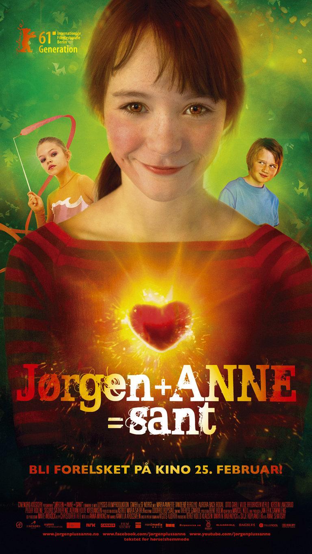 TOTALLY TRUE LOVE (Jørgen + Anne = sant)
