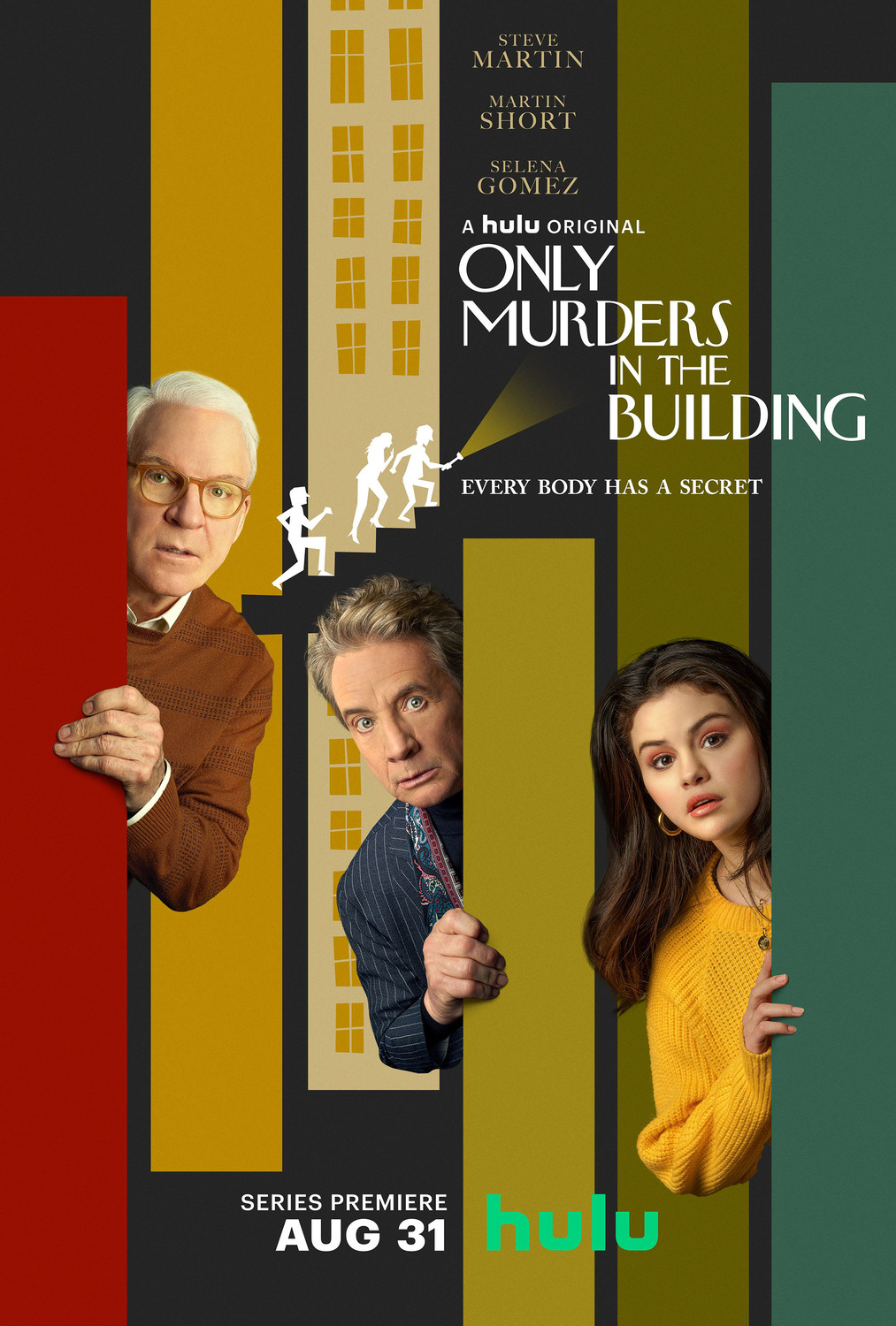 Only Murders in the Building (έως S01E06)