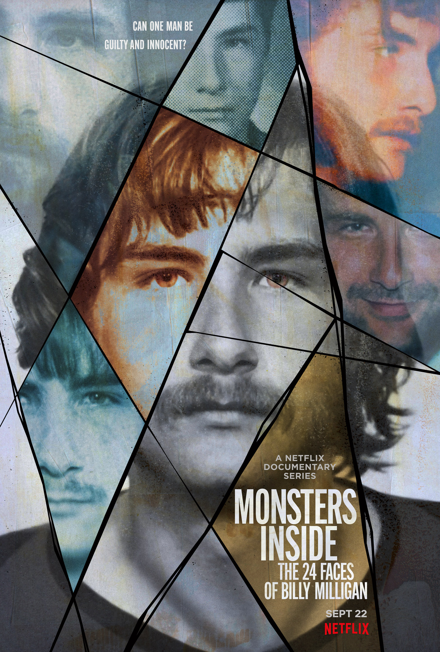 Monsters Inside: The 24 Faces of Billy Milligan (S01)