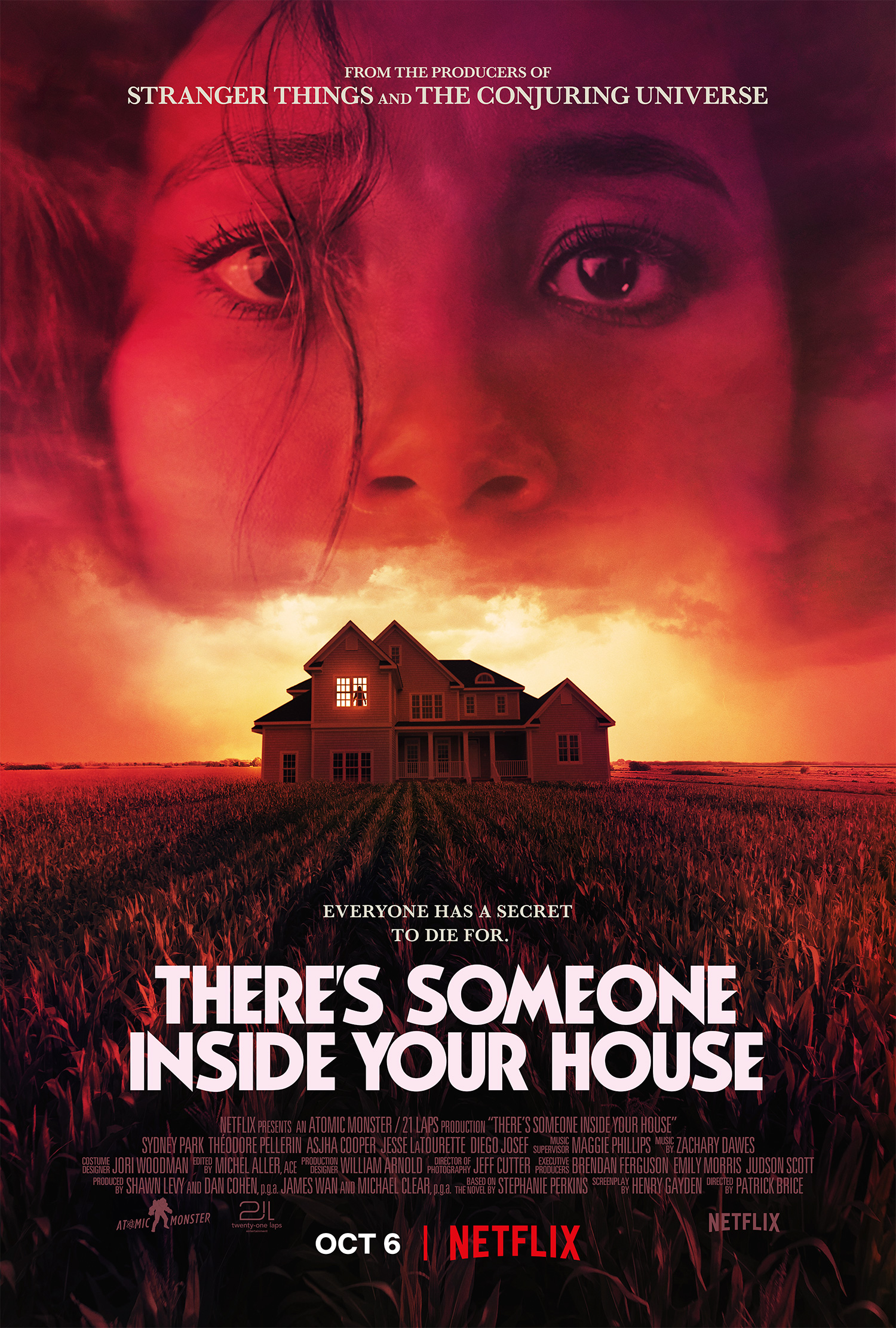 There\'s Someone Inside Your House