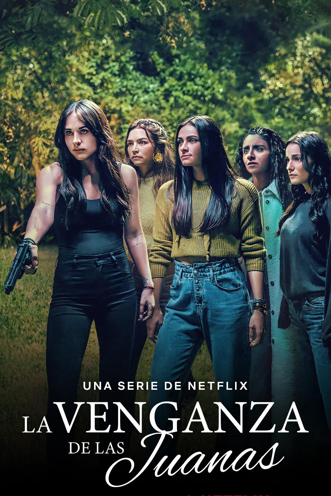 La Venganza de las Juanas  (S01) (The Five Juana )
