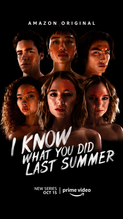 I Know What You Did Last Summer (έως  (S01E05)