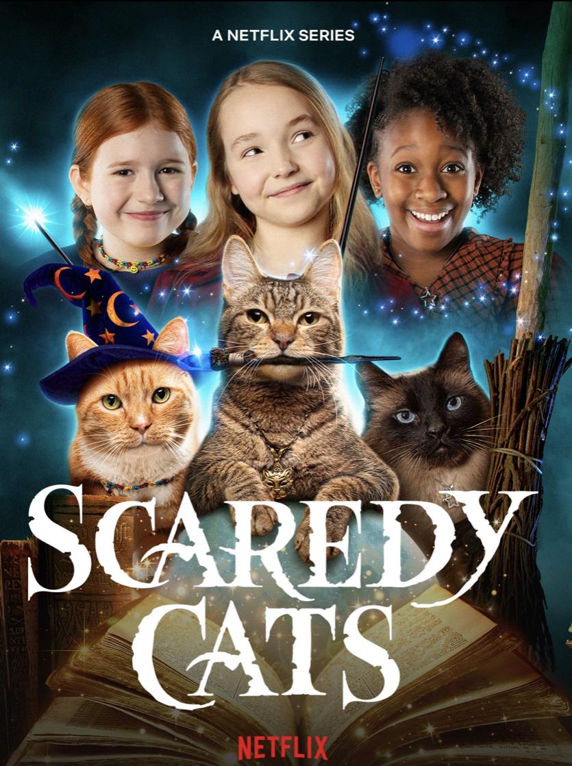 Scaredy Cats (S01)
