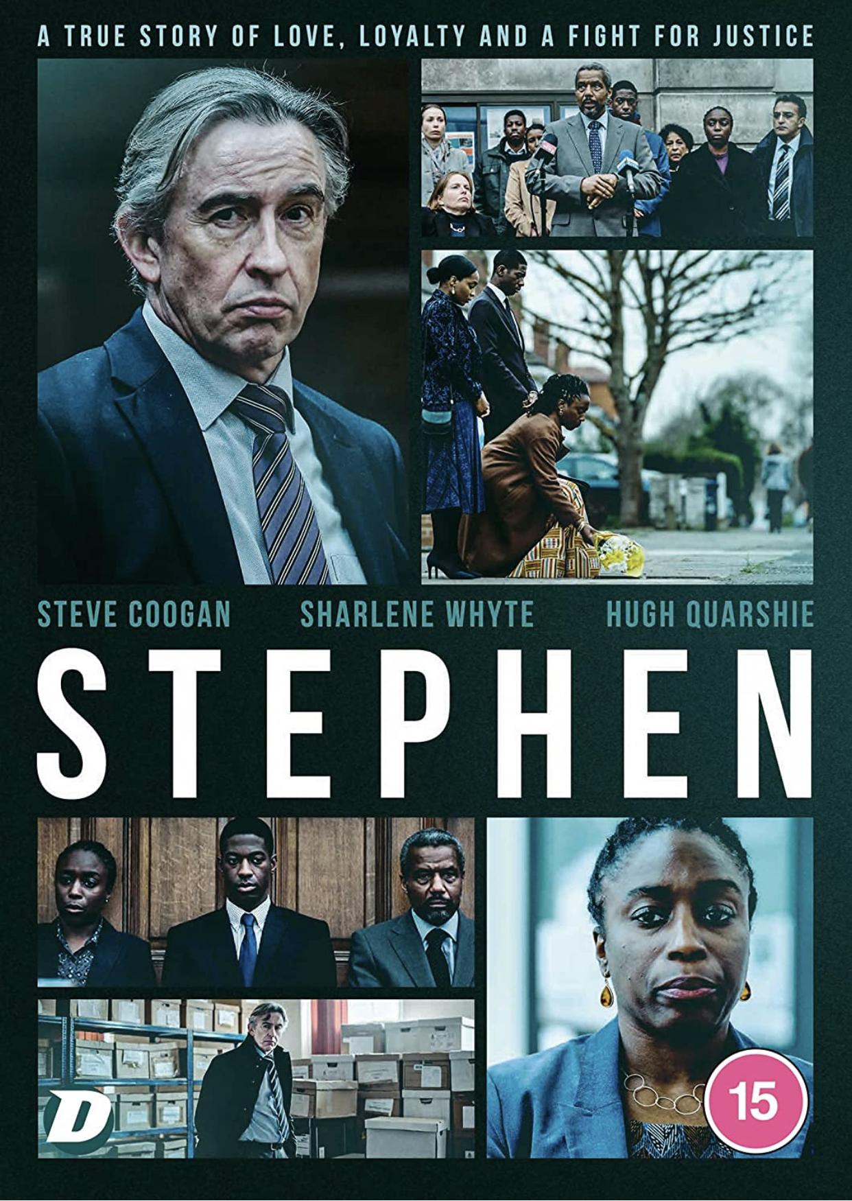 Stephen (έως S01E01)