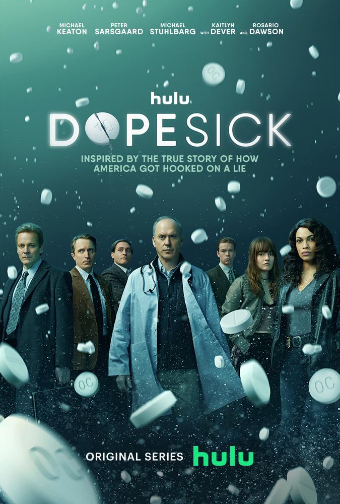 Dopesick (έως S01E01)
